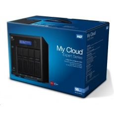 """WD My CLOUD EX 4100, 16 TB (4x4TB) 3,5"""", RJ45, NAS"""