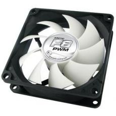 ARCTIC fan F8 PWM (80x80x25) ventilátor (řízení otáček, fluidní ložisko)