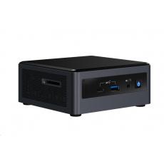 Intel NUC 10i5FNH - Barebone i5/Bluetooth 5.0/UHD Graphics/EU kabel - pouze case s CPU, bez audio