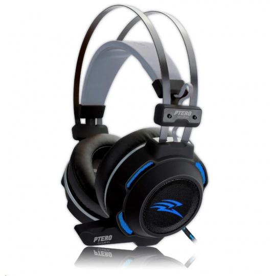EVOLVEO Ptero GHX300, Herní sluchátka s mikrofonem
