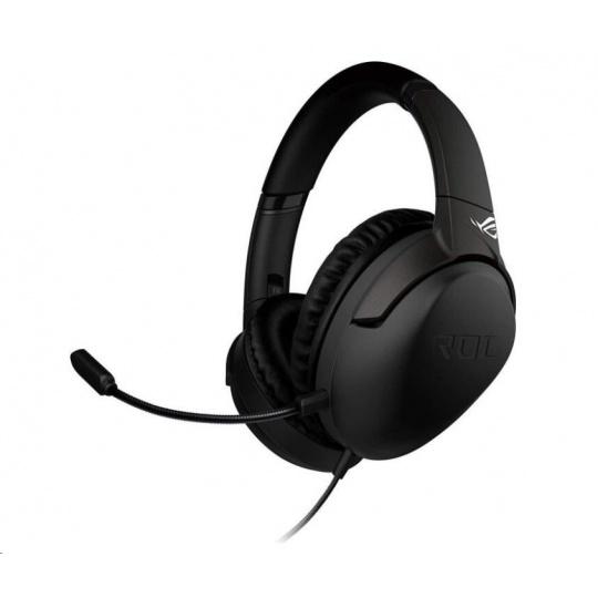 ASUS sluchátka ROG STRIX GO USB-C, Gaming Headset, černá