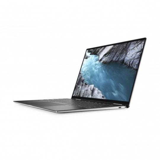 """Dell XPS 7390 13,3"""" FHD i5-10210U/ 8G/ 256SSD/ 2xTHB/ MCR/ FPR/ W10/ 2RNBD/ Silver"""