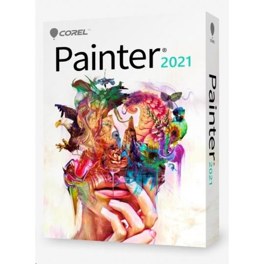Painter 2021 License (251+) EN/DE/FR