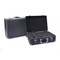 Doerr Kufr TITAN 38 (35,5x27x13,5 cm, 2,1 kg, molitan / přihrádky, hliník)