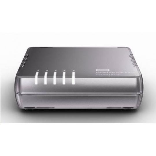 HPE 1420 8G PoE+ (64W) Switch