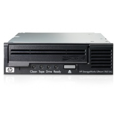 HP LTO-5 Ultrium 3000 External SAS Tape Drive (EH958B) + 5x C7975A HPE LTO-5 Ultrium 3TB RW Data Cartridge