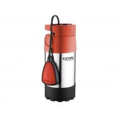 Extol Premium čerpadlo ponorné tlakové, 1000W, 5500l/hod 8895008