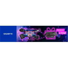 GIGABYTE Gaming set 4 + Dárek Hikvision webkamera DS-U12