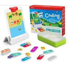 Osmo dětská interaktivní hra Coding Starter Kit for iPad - FR/CA Version (2020)