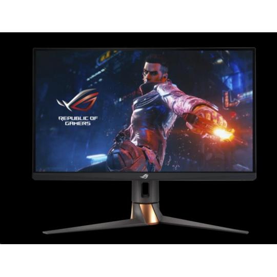 """ASUS LCD -rozbalen- 27"""" PG279QM ROG 2560x1440 WQHD, IPS, 1ms, 240Hz, matný, 350cd, repro, HDMI, DP, USB, PIVOT"""