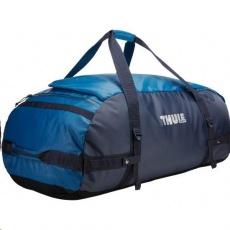 THULE cestovní taška Chasm, 130 l, modro-šedá