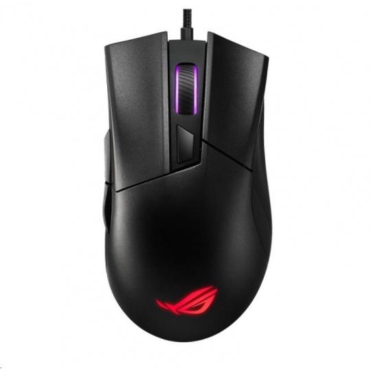 ASUS myš ROG GLADIUS II CORE (P507), černá