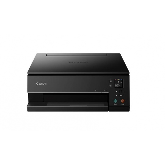 Canon PIXMA Tiskárna TS6350 black - barevná, MF (tisk,kopírka,sken,cloud), duplex, USB,Wi-Fi,Bluetooth