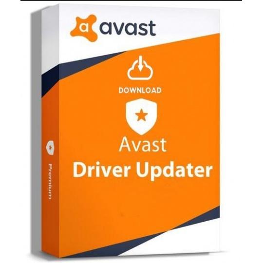 _Nová Avast Driver Updater 1PC na 24 měsíců - ESD