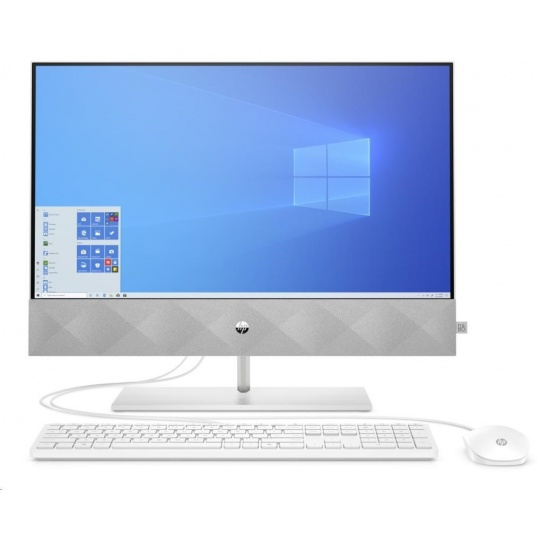 HP PC AiO Pavilion 24-k0001nc,LCD 23.8 LED FHD,Core i5-10400T 2.0GHz,8GB DDR4 2666,512GB SSD,Internal graphics,Win10
