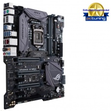 ASUS MB Sc LGA1151 MAXIMUS IX APEX, Intel Z270, 2xDDR4, VGA, E-ATX