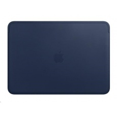 APPLE Leather Sleeve for 13-inch MacBook Pro – Midnight Blue